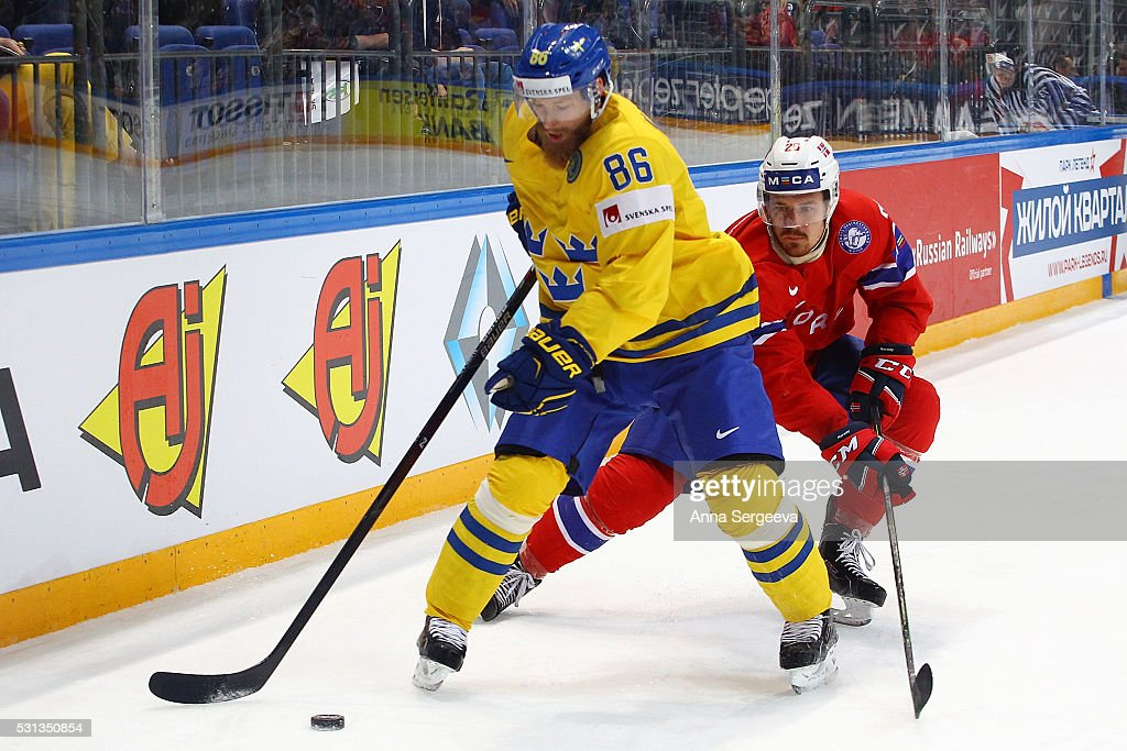 Norway v Sweden - 2016 IIHF World Championship Ice Hockey