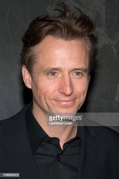 Linus Roache during Find Me Guilty' New York Premiere Arrivals at Sony Lincoln Square in New York City New York United States