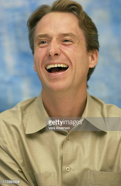Linus Roache during RFK Press Conference with Linus Roache at Four Seasons Hotel in Beverly Hills California United States