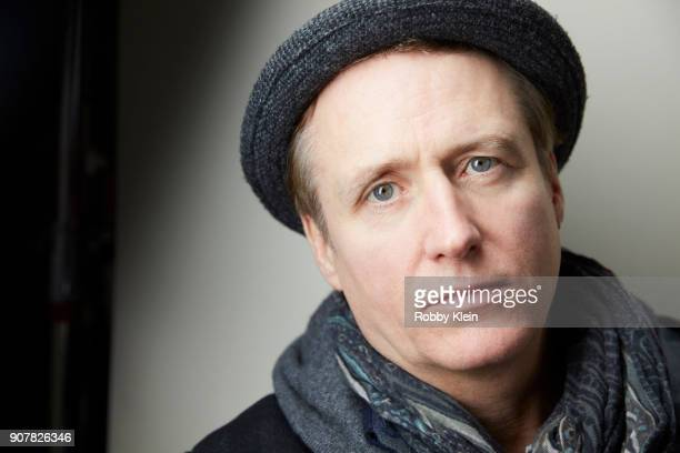 Linus Roache from the film 'Mandy' poses for a portrait at the YouTube x Getty Images Portrait Studio at 2018 Sundance Film Festival on January 19...