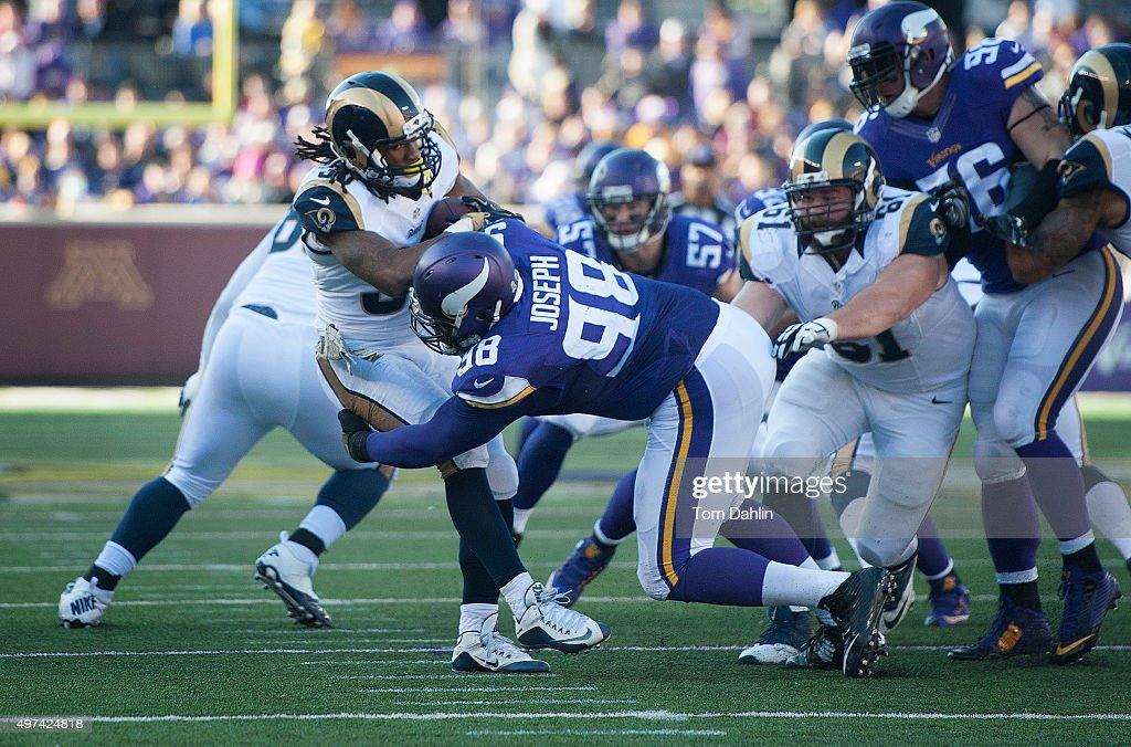 St. Louis Rams v Minnesota Vikings : News Photo