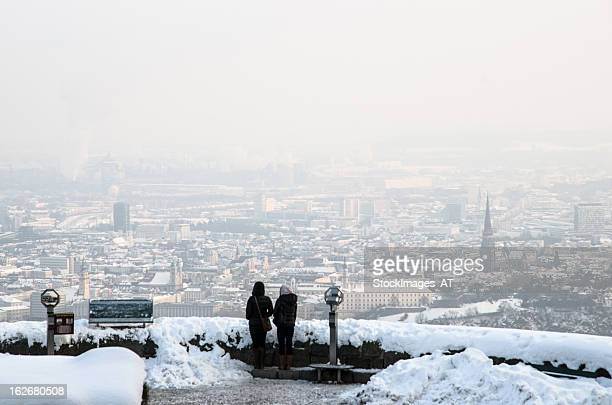 Linz in Winter