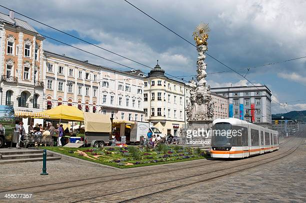 , Hauptplatz in Linz