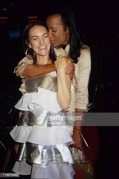 Lio and Vincent McDoom during 2005 Paris Film Festival Finale at Cinema Gaumont Marignan in Paris France