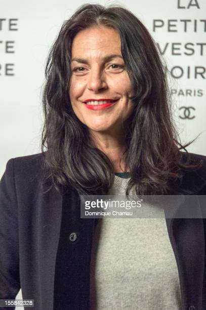 Lio attends 'La Petite Veste Noire' Book Launch Hosted By Karl Lagerfeld Carine Roitfeld at Grand Palais on November 8 2012 in Paris France