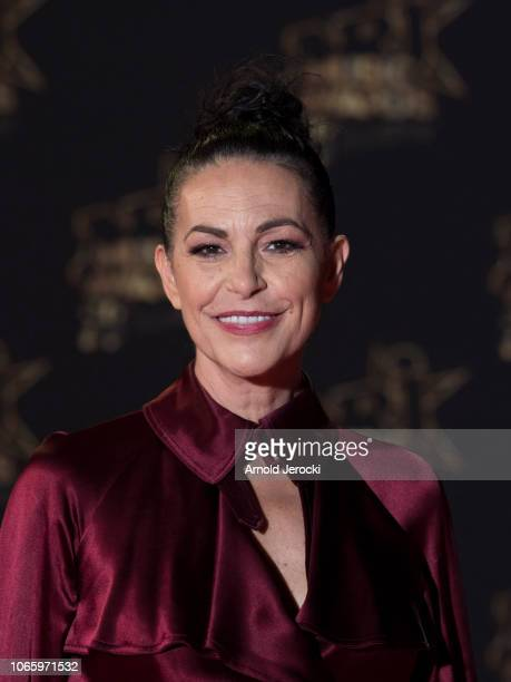 Lio attends the 20th NRJ Music Awards at Palais des Festivals on November 10 2018 in Cannes France