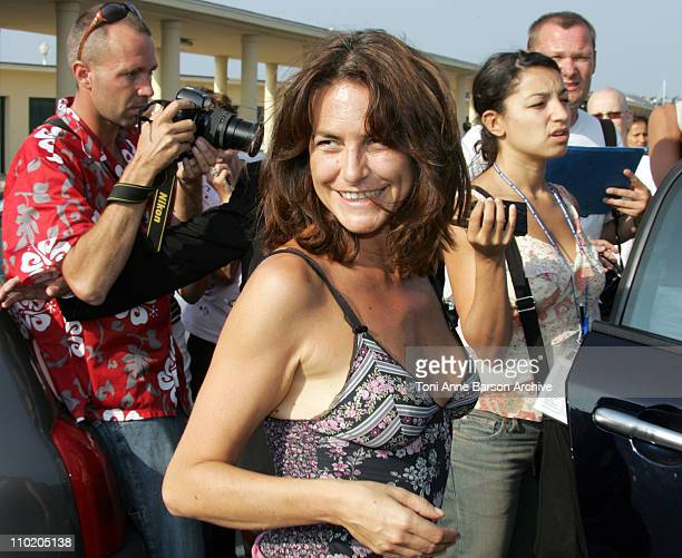 Lio during 30th Deauville American Film Festival Jury Photocall at Les Planches in Deauville France