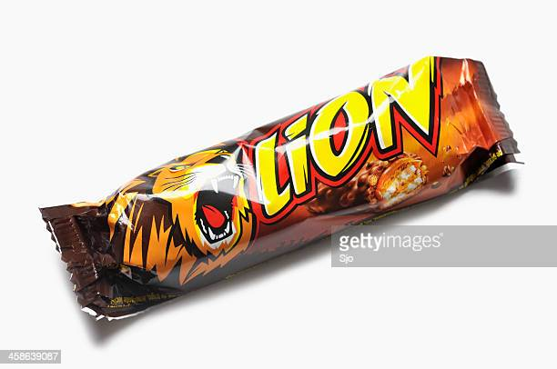 Lion candy bar