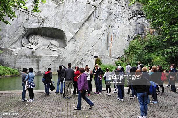 Löwe-Denkmal in Luzern