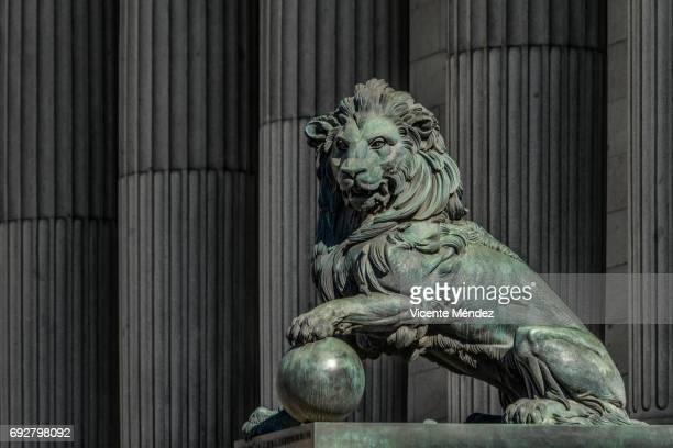 Lion of the Cortes