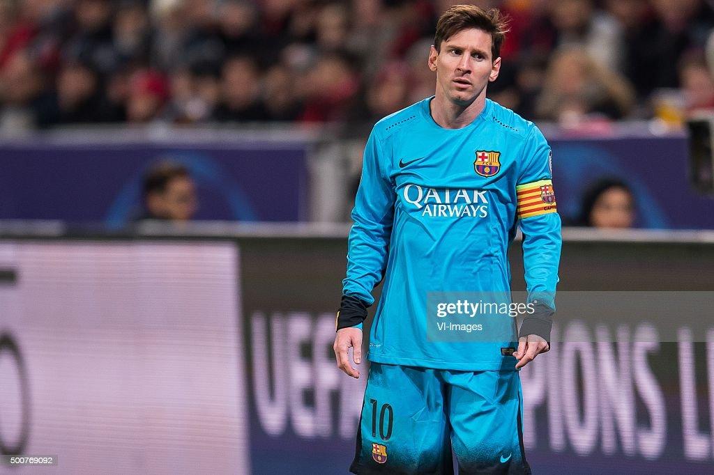 "UEFA Champions League - ""Bayer 04 Leverkusen v FC Barcelona"" : News Photo"