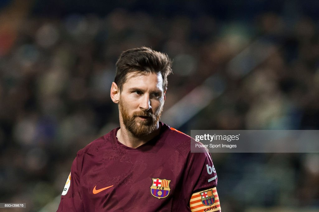 La Liga 2017-18 - Villarreal CF vs FC Barcelona : Foto di attualità