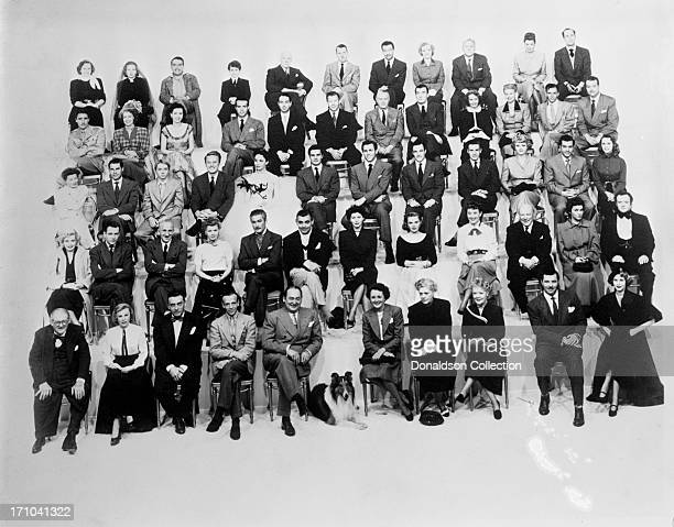 Lionel Barrymore June Allyson Leon Ames Fred Astaire Edward Arnold Lassie Mary Astor Ethel Barrymore Spring Byington James Craig Arlene Dahl 2ND...