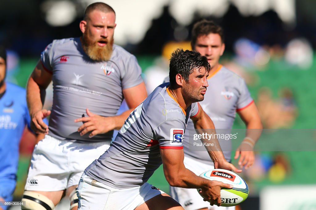 Super Rugby Rd 7 - Force v Kings : News Photo