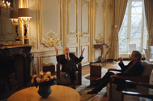 Lionel Jospin At Matignon Pictures | Getty Images on