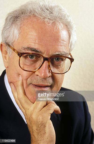Lionel Jospin Portraits On September 1994