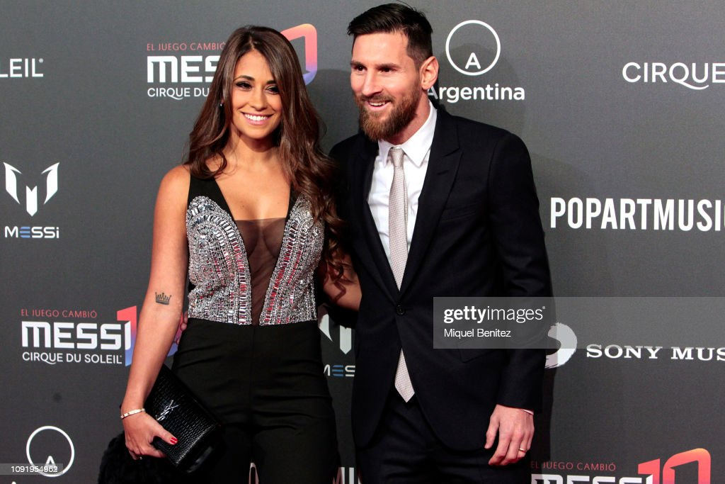 'Cirque Du Soleil Inspired By Leo Messi' Premiere in Barcelona : News Photo