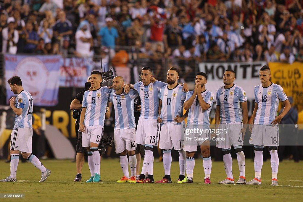 Argentina Vs Chile : News Photo