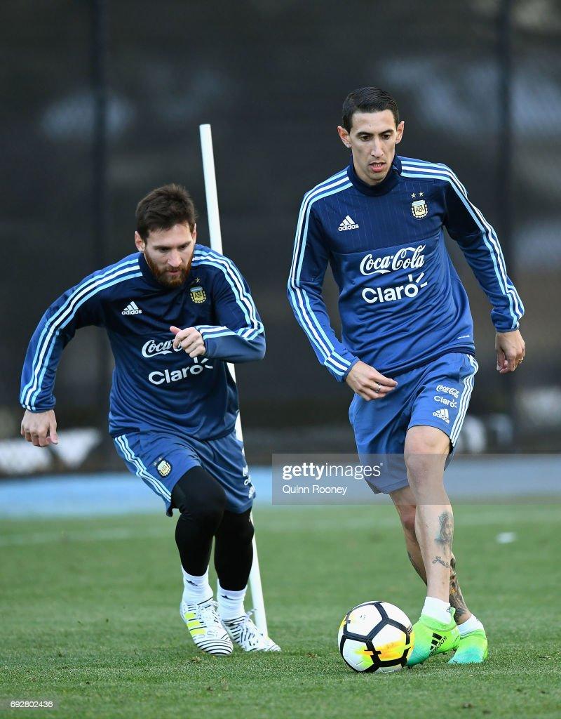 Argentina Training Session : News Photo
