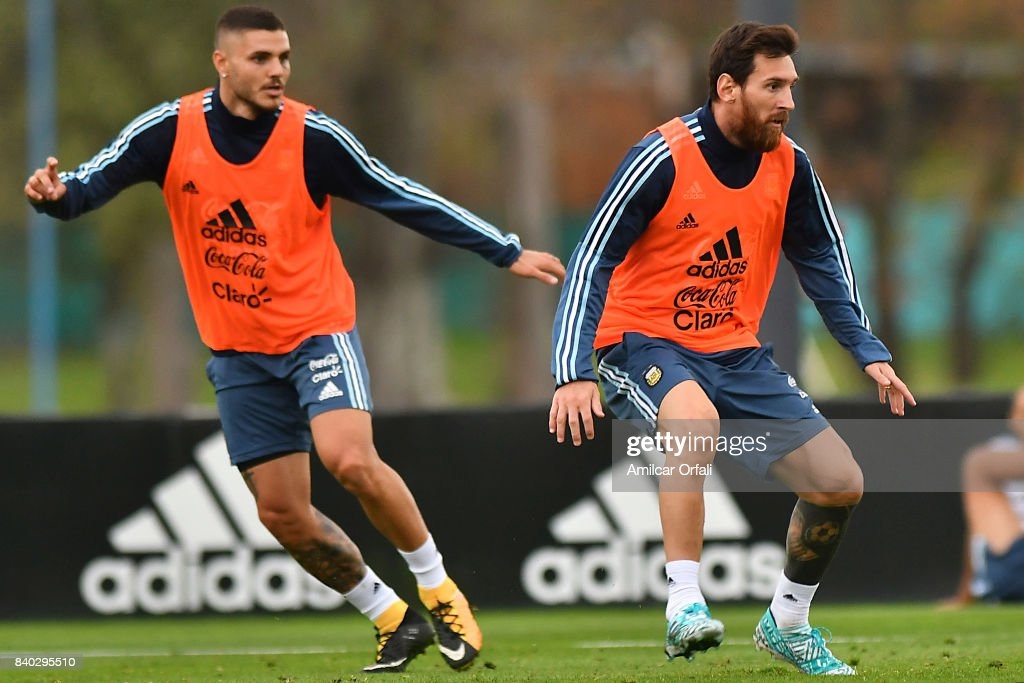 Argentina Training Session : News Photo