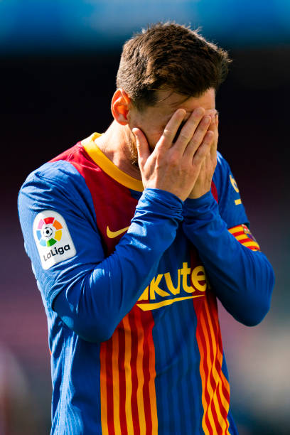 ESP: La Liga FC Barcelona - Atletico de Madrid