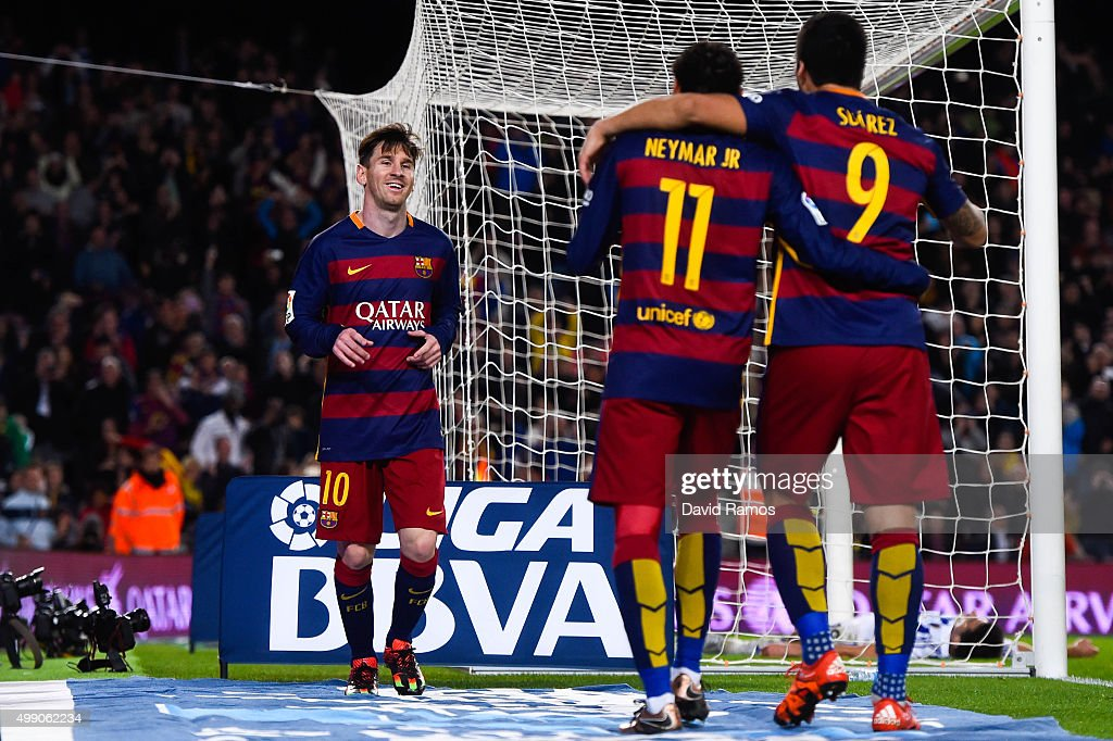 FC Barcelona v Real Sociedad de Futbol - La Liga : News Photo