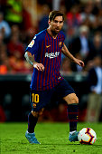 lionel messi action during week la