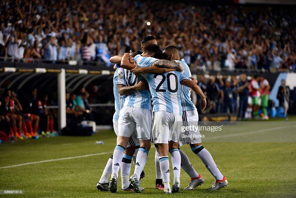 Argentina v Panama: Group D - Copa America Centenario : News Photo