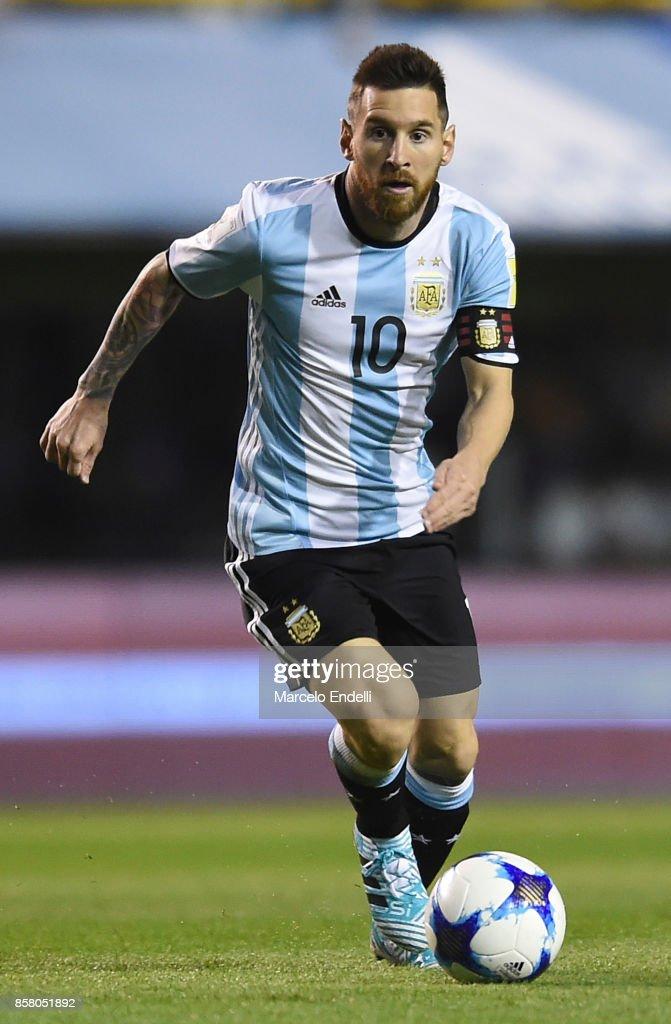 Argentina v Peru - FIFA 2018 World Cup Qualifiers