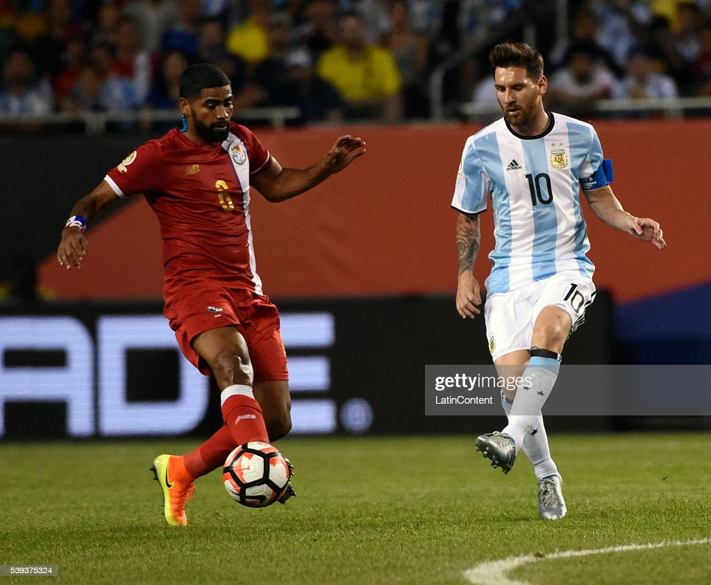 Argentina v Panama: Group D - Copa America Centenario : News Photo