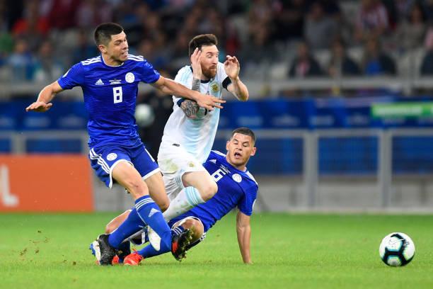 BRA: Argentina v Paraguay: Group B - Copa America Brazil 2019