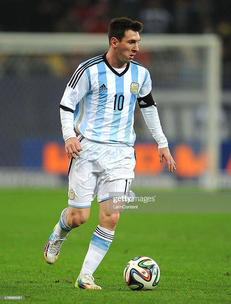 Romania v Argentina - Friendly Match : News Photo