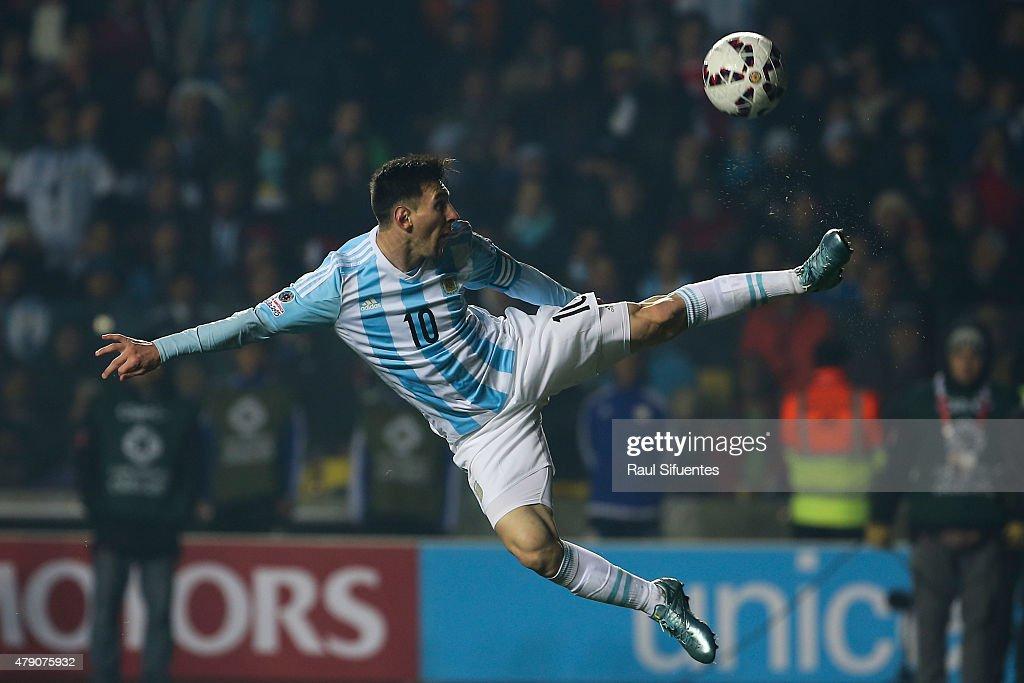 Best of 2015 Copa America Chile