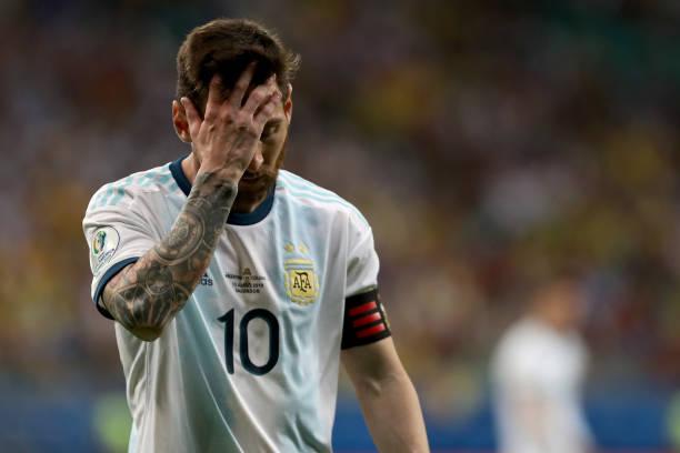 BRA: Argentina v Colombia: Group B - Copa America Brazil 2019