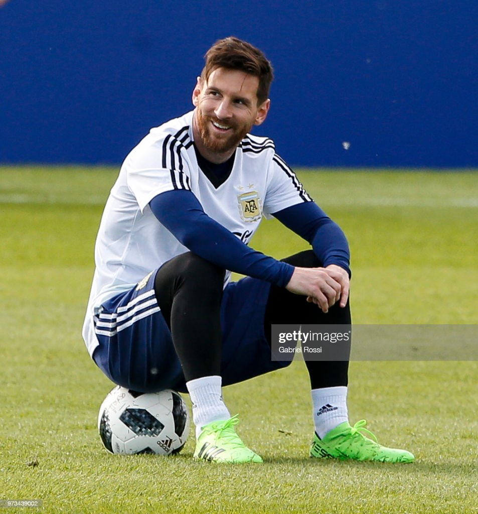 Argentina Open training Session