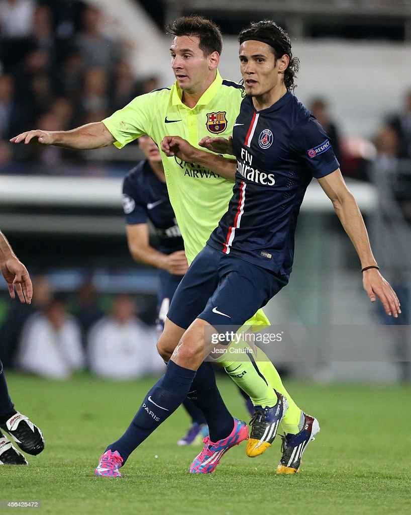 Paris Saint-Germain v FC Barcelona - UEFA Champions League : News Photo