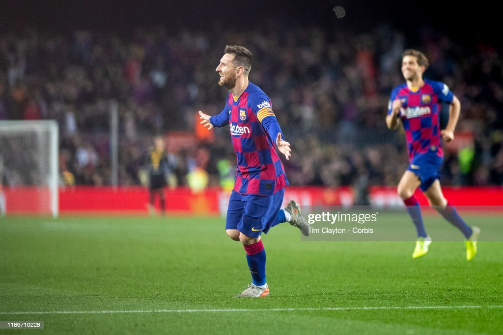 Barcelona V Celta Vigo : News Photo