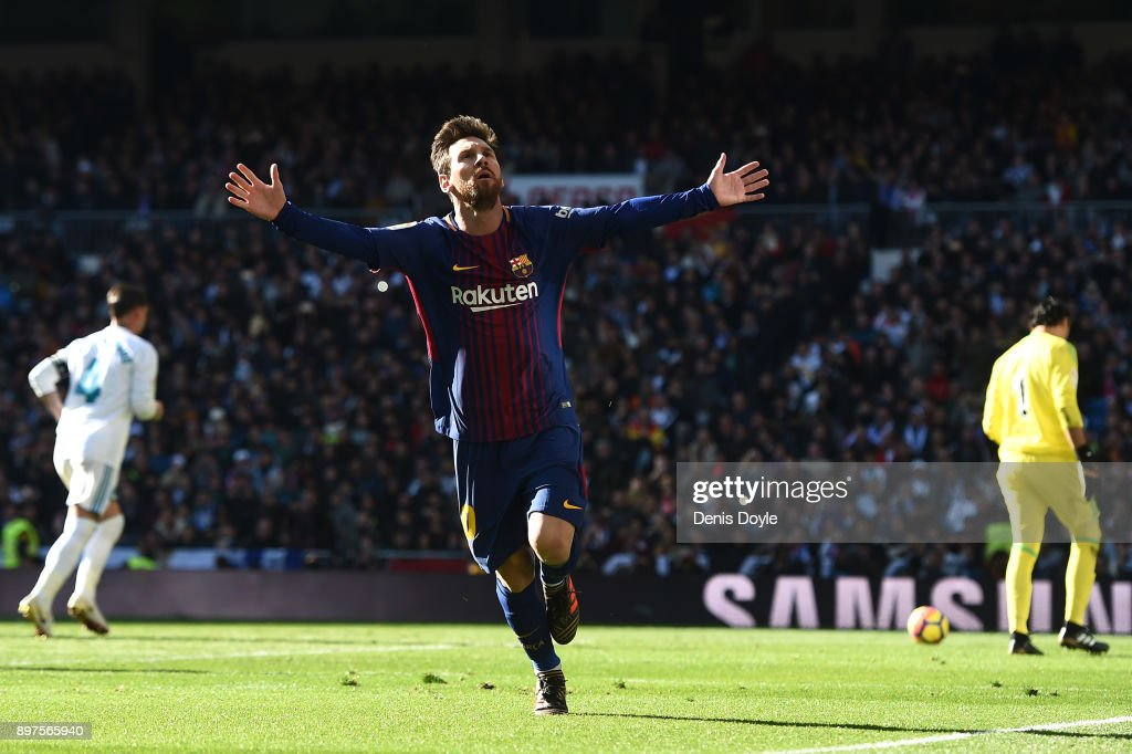 Real Madrid v Barcelona - La Liga : ニュース写真