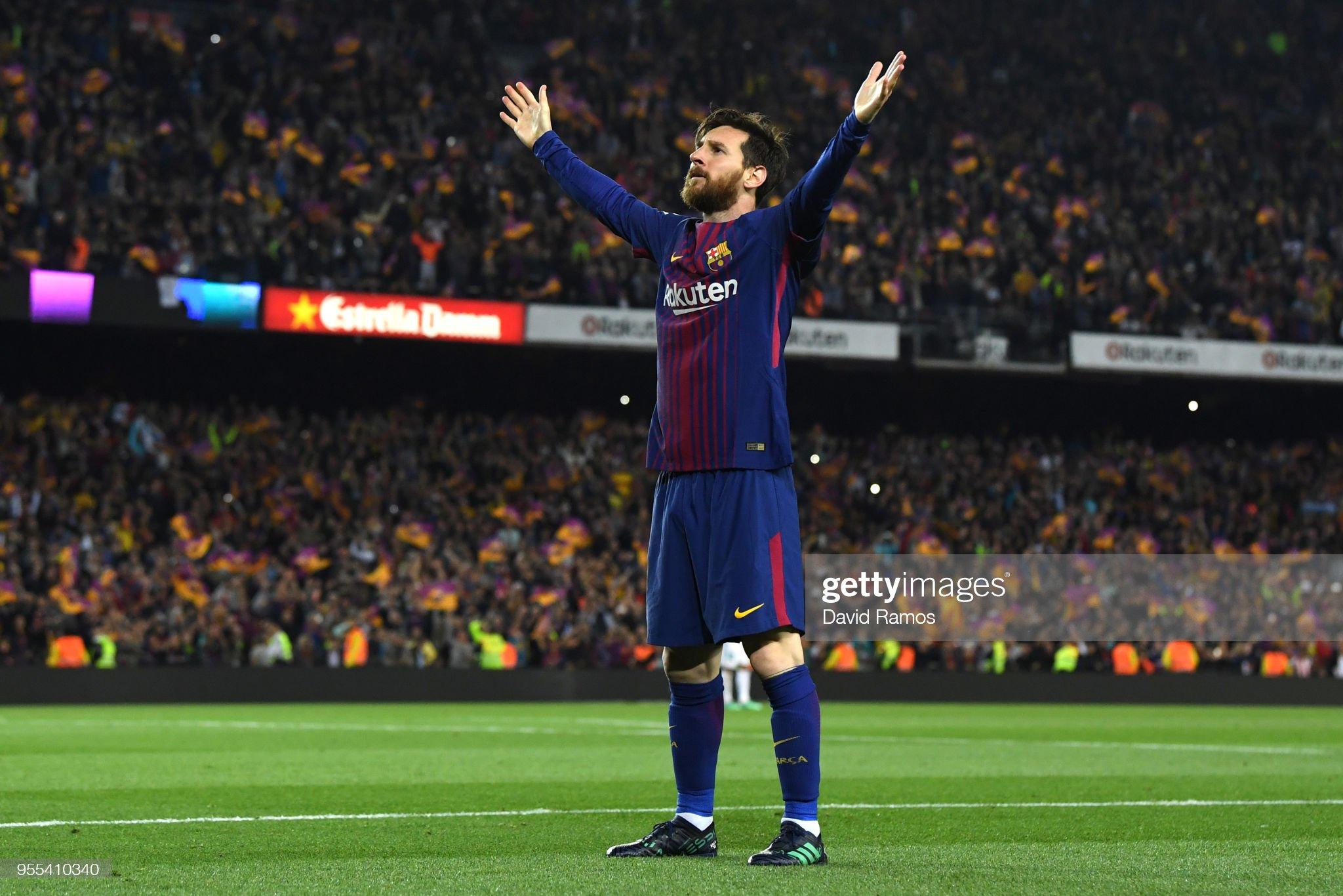 Barcelona v Real Madrid - La Liga : ニュース写真