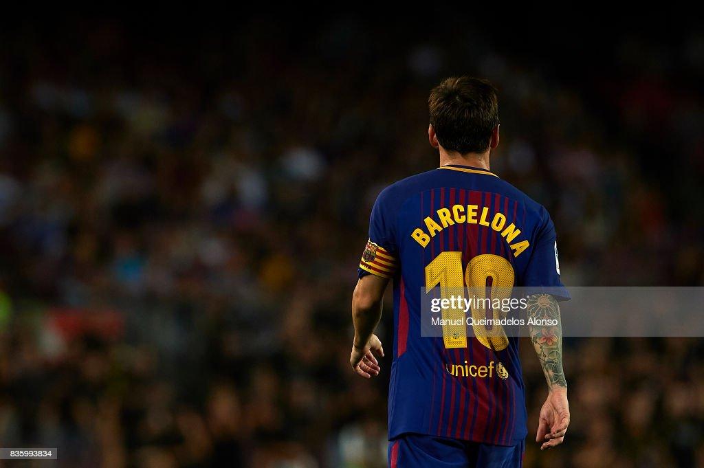Barcelona v Real Betis - La Liga : News Photo