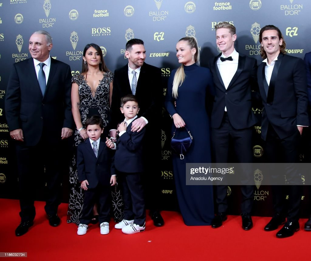 Ballon D'Or Ceremony 2019 in Paris : News Photo