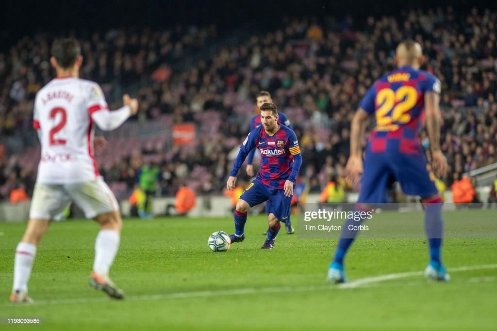 Barcelona V Mallorca : News Photo