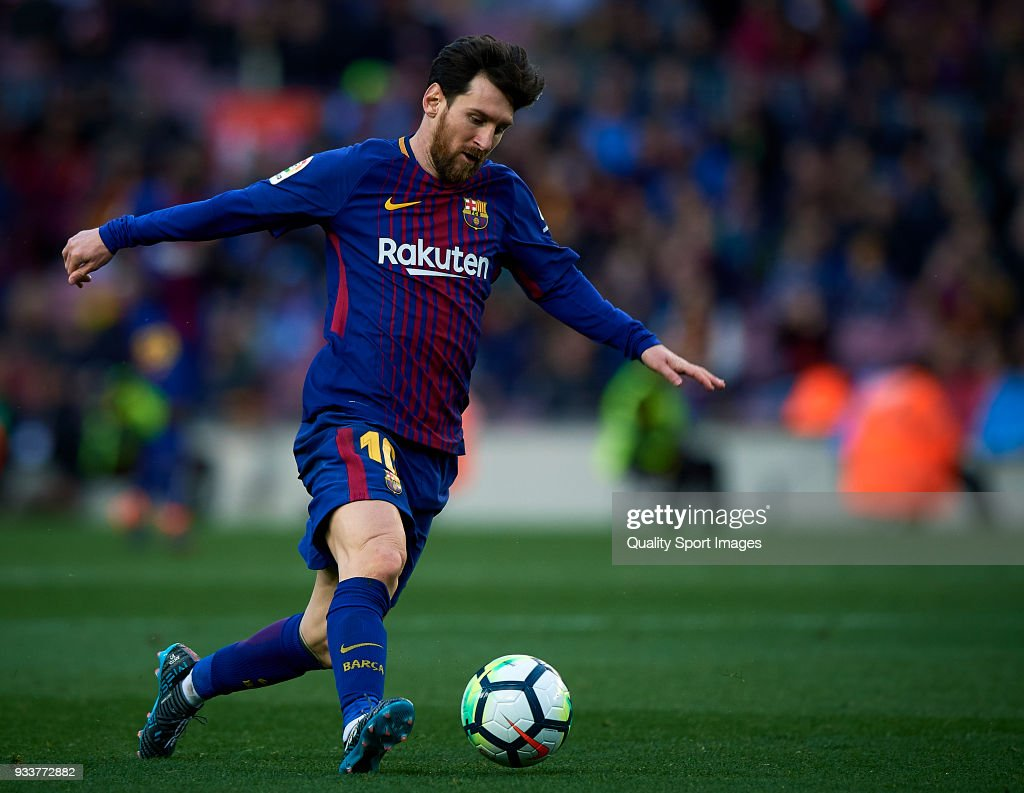 Barcelona v Athletic Club - La Liga : News Photo