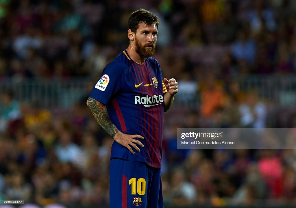 Barcelona v Real Betis - La Liga : News Photo
