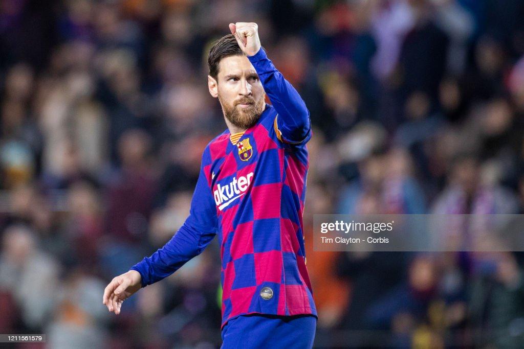 Barcelona V Real Sociedad : ニュース写真
