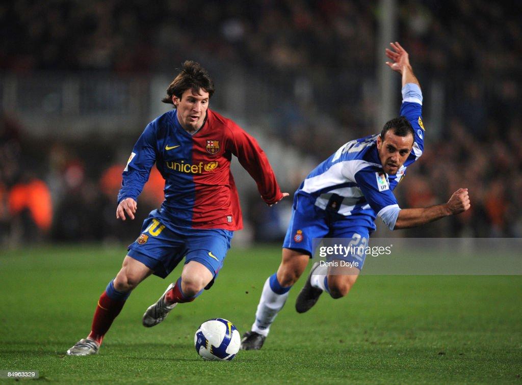 Barcelona v Espanyol - La Liga : News Photo