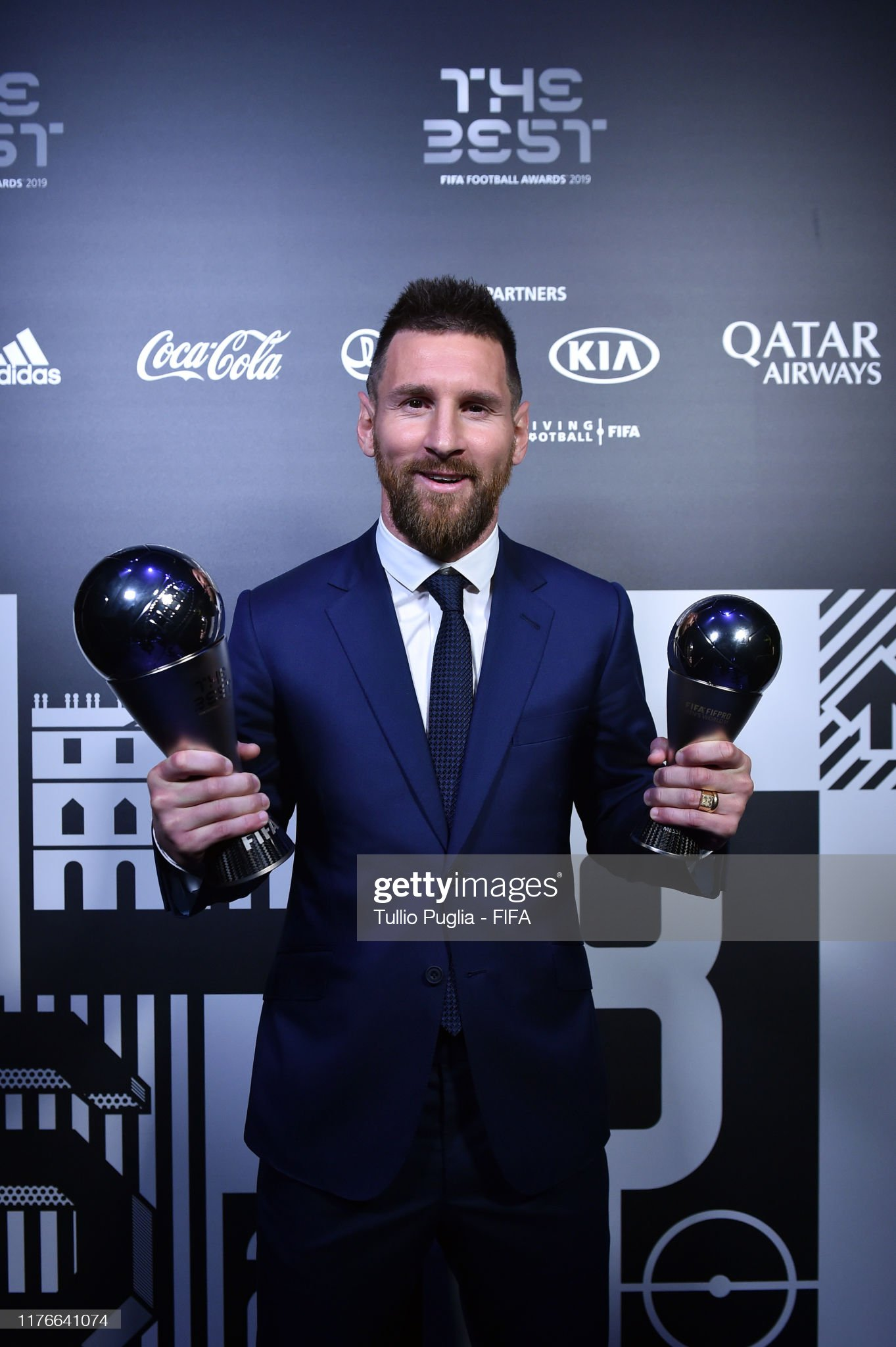 The Best FIFA Football Awards 2019 Lionel-messi-of-fc-barcelona-and-argentina-poses-with-the-the-best-picture-id1176641074?s=2048x2048
