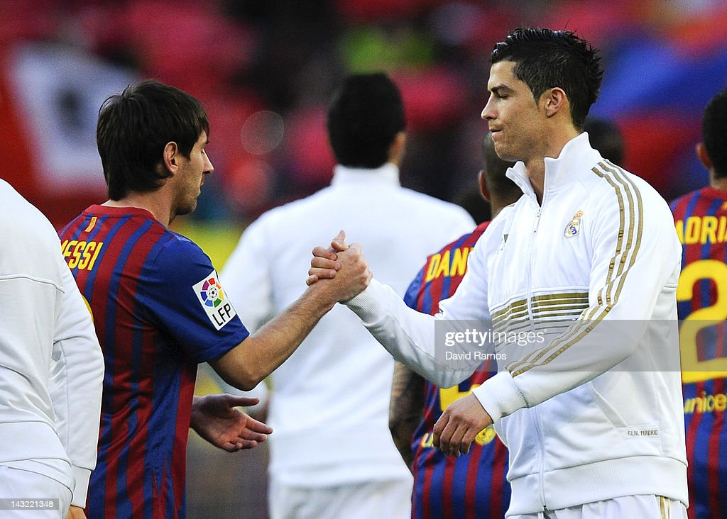 FC Barcelona v Real Madrid CF  - Liga BBVA : News Photo