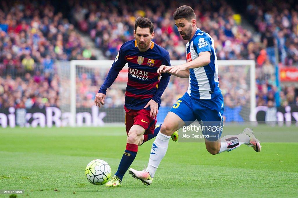 FC Barcelona v Real CD Espanyol - La Liga
