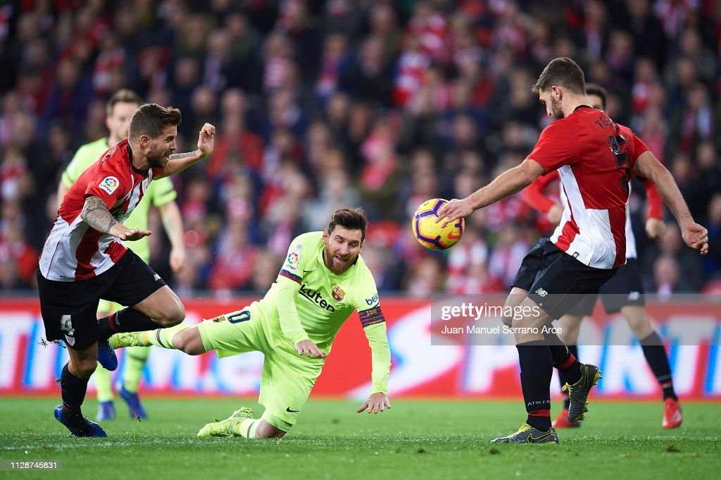 Athletic Club v FC Barcelona - La Liga : ニュース写真